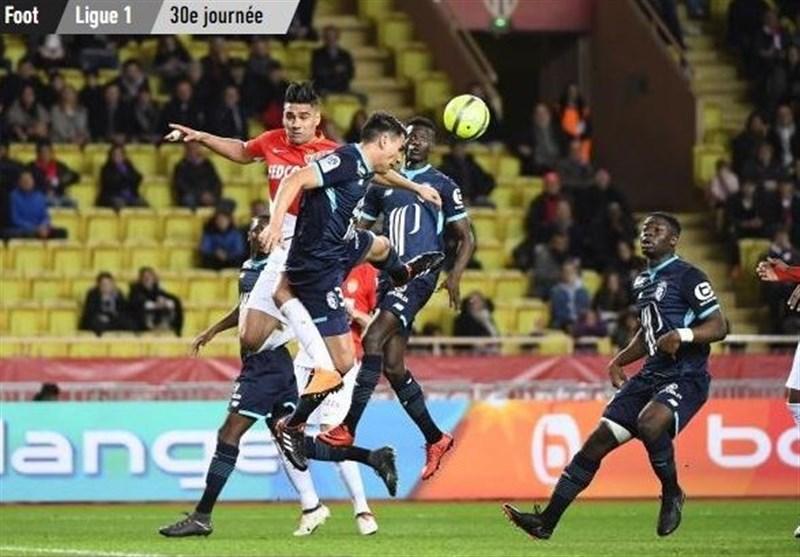 لوشامپیونه| پیروزی سخت موناکو