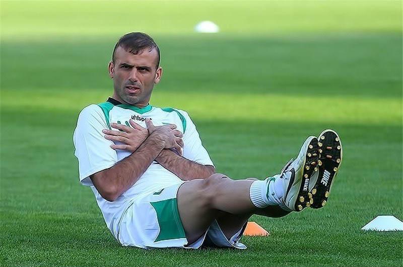 حسینی: از هواداران تیم ملی میخواهم در بازی برگشت ورزشگاه آزادی را پر کنند
