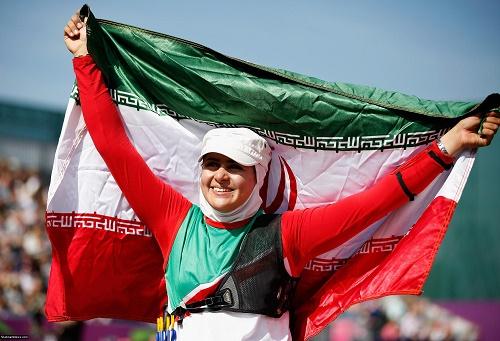 زهرا نعمتی نامزد دریافت جایزه روز جهانی زن شد
