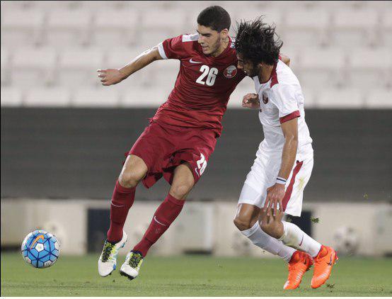 پیروزی قطر پیش از بازی با شاگردان کیروش