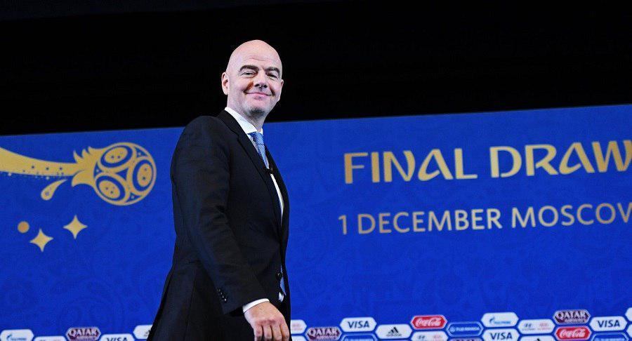 اینفانتینیو: فوتبال جادو میکند / بهترین جام جهانی را شاهد خواهیم بود