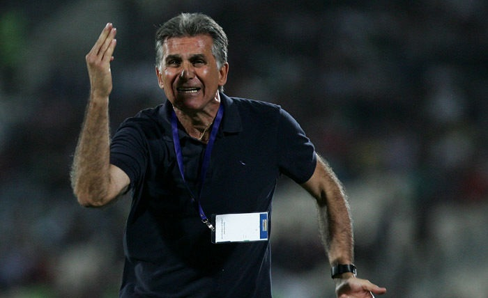 Carlos Queiroz - Angry