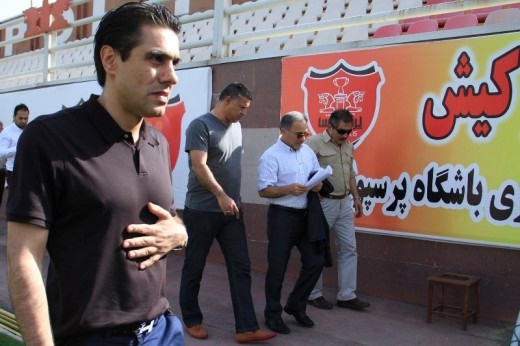 پیروانی پنج شنبه در قطر!