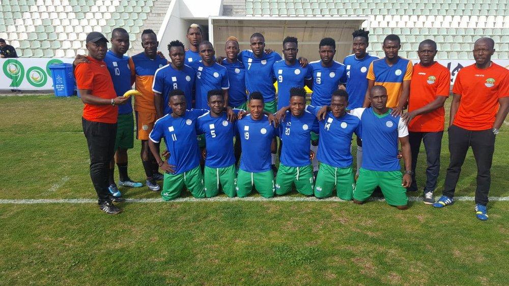 سیرالئون با ۱۷ بازیکن محلی مقابل ایران!