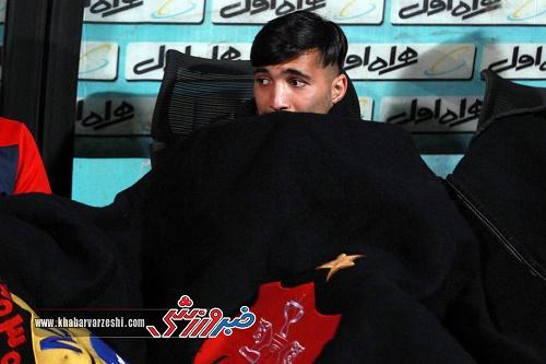 محسن مسلمان: من ممنوع البازی هستم!