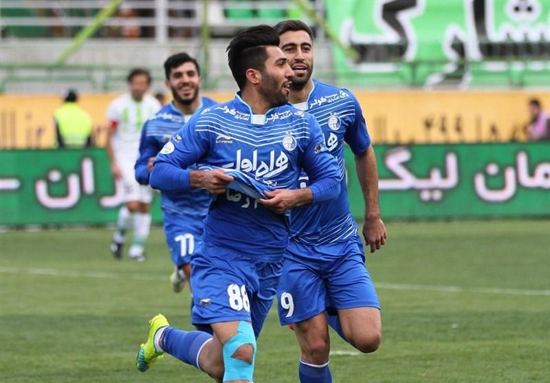 قدرت نمایی استقلال در اصفهان