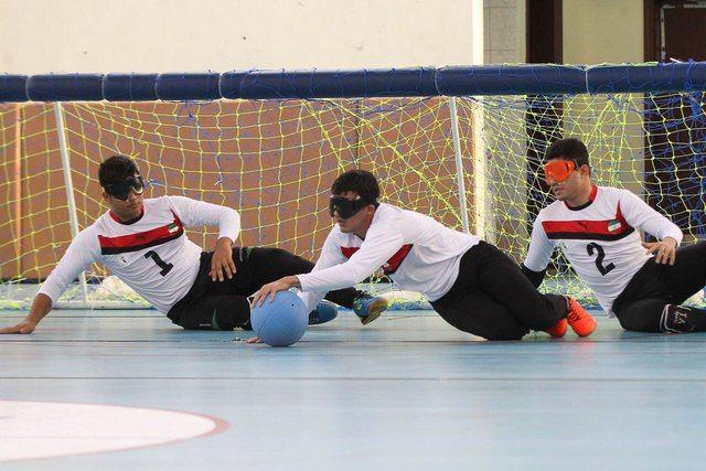 گلبال مردان ایران حریفان جهانی خود را شناخت
