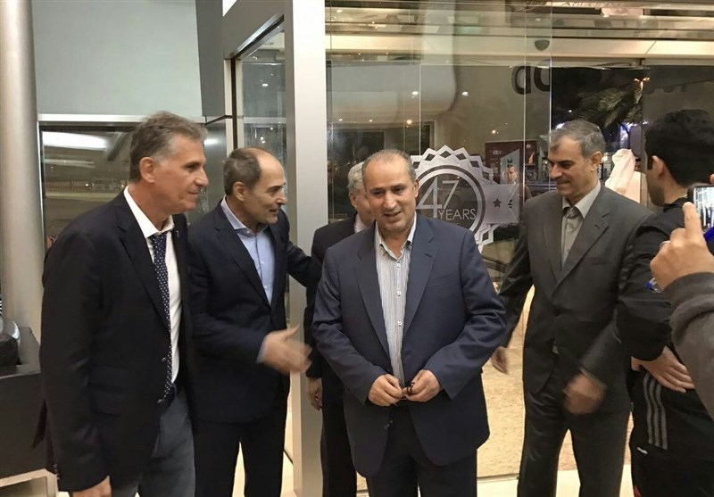 توافق فدراسیون فوتبال با کیروش برای تمدید قرارداد تا پایان ۲۰۱۹