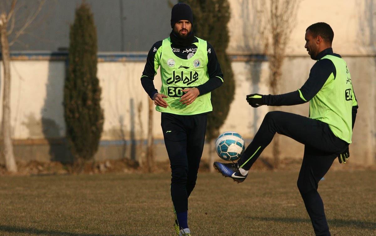 منصوریان تصورهم نمی کرد صدایش را برای این دو بازیکن بالا ببرد
