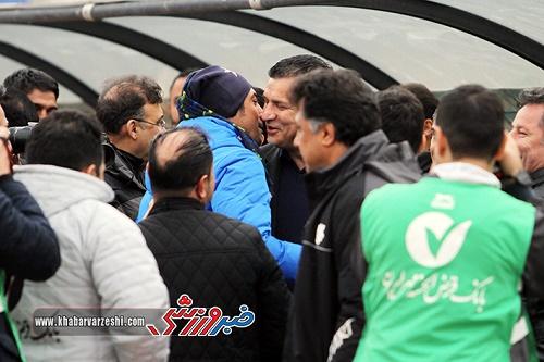عکس| رفقای سرشناس فوتبال ایران