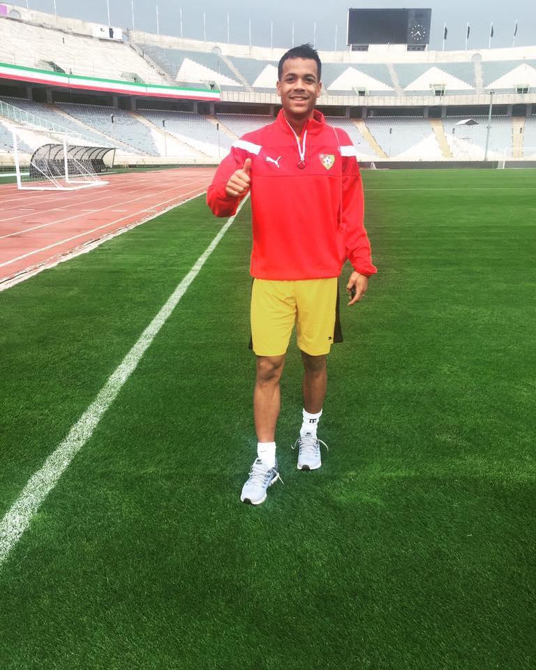 متئو دوسوی: هیجان زیادی برای بازی با ایران دارم