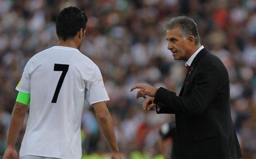 مسعود به تیم ملی برگشت